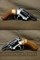 Smith & Wesson Model 36 .38S&W Special Revolver