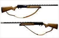 Browning A500 12GA Shotgun W/ Extras