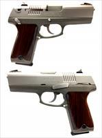 Ruger P94DAO .40S&W Semi-Automatic Pistol