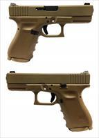 Vickers Tactical Glock 19 RTF2 In FDE