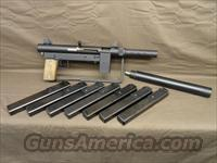 Stemple 76/45 .45ACP Full-Auto SMG - Class 3/Silencer - Lots of extras included!