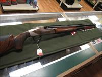 NIB Benelli 828 U Nickel Plated 12 ga 28""