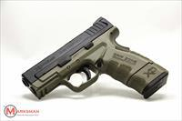 Springfield XD Subcompact Mod 2 .45 ACP Flat Dark Earth NEW