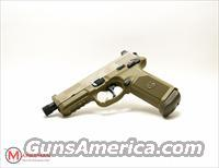 FN Flat Dark Earth FNX Tactical .45 ACP NEW 66968