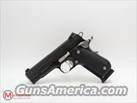 Sig Sauer 1911 Carry Nightmare .45 ACP NEW Free Shipping
