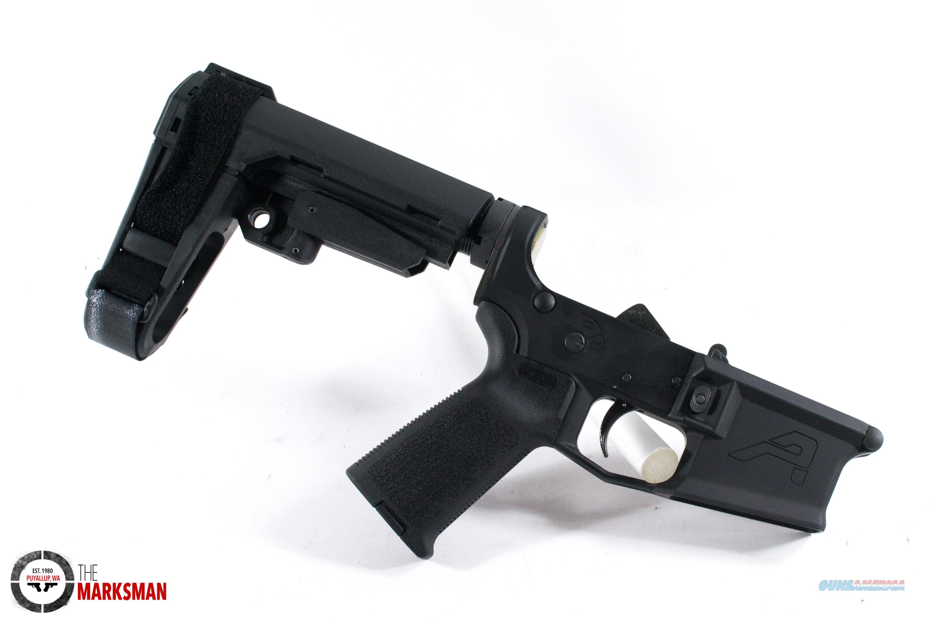 Aero Precision M4E1 Pistol Complete Lower Receiver