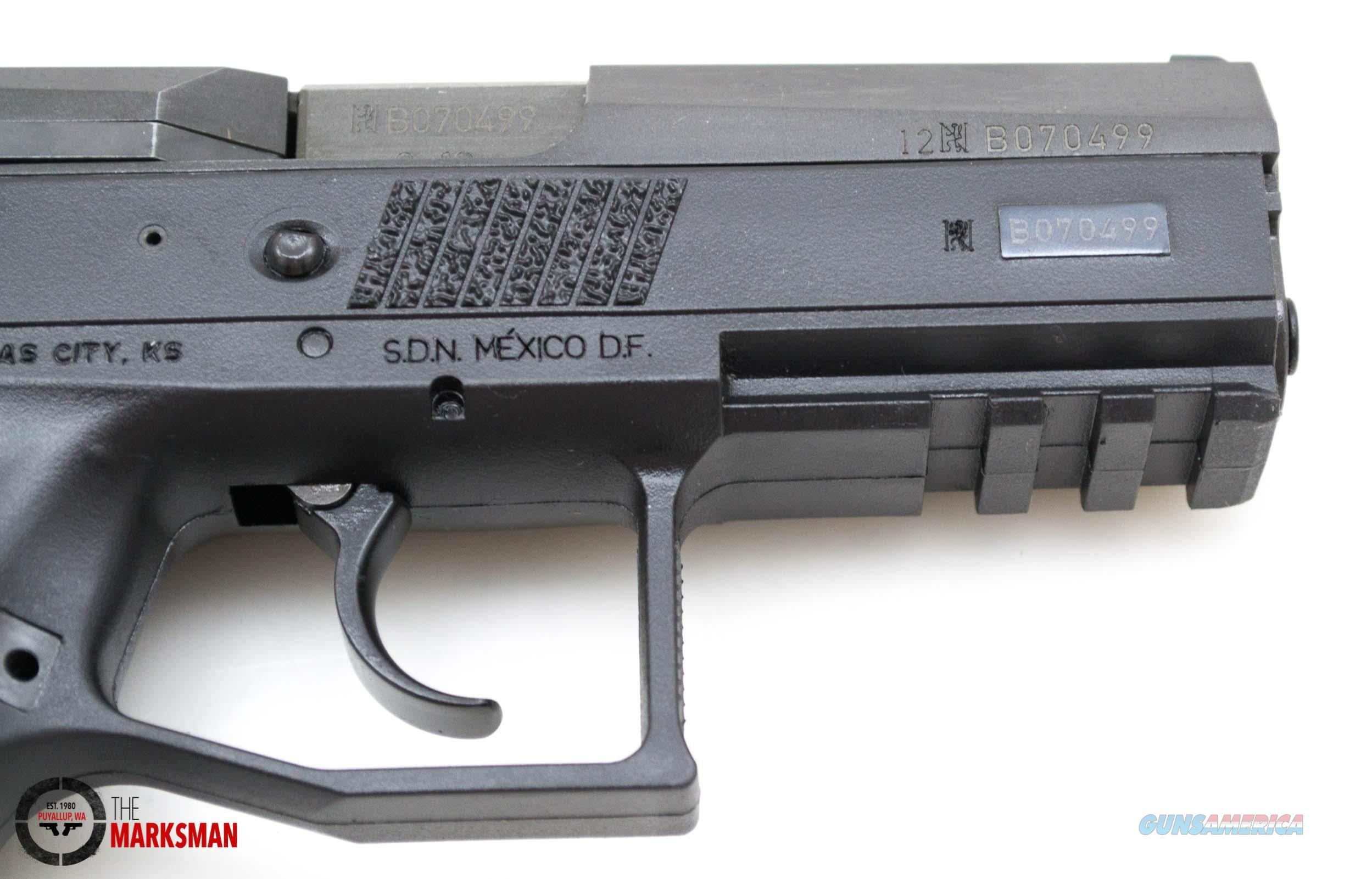 CZ P-07 Duty, 9mm NEW SDN Mexico Stamping