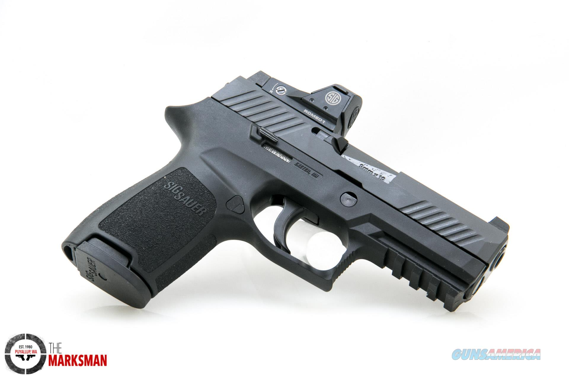 Learn These Tamil Storm — P320 Compact Rx