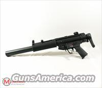 Walther HK MP5 SD .22 lr NEW
