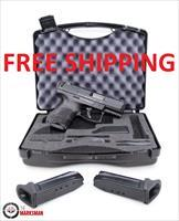 Heckler and Koch VP9SK, 9mm NEW Night Sights and Three Magazines, Free Shipping