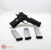 Sig Sauer 1911 TacOps, 10mm NEW Four Magazines, Free Shipping