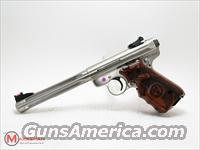 Ruger Mark III Hunter .22 LR New 22 Target MKIII
