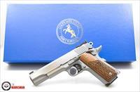 Colt Stainless Gold Cup Trophy 1911, .45 ACP