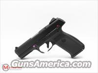 Ruger SR9 Blackened Stainless 9mm