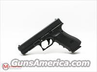 Glock 17 Gen 4 9mm NEW G17