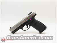 Ruger SR9 Stainless Steel 9mm
