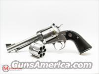 Ruger Convertible Blackhawk Stainless Bisley 45 Colt/ 45 ACP