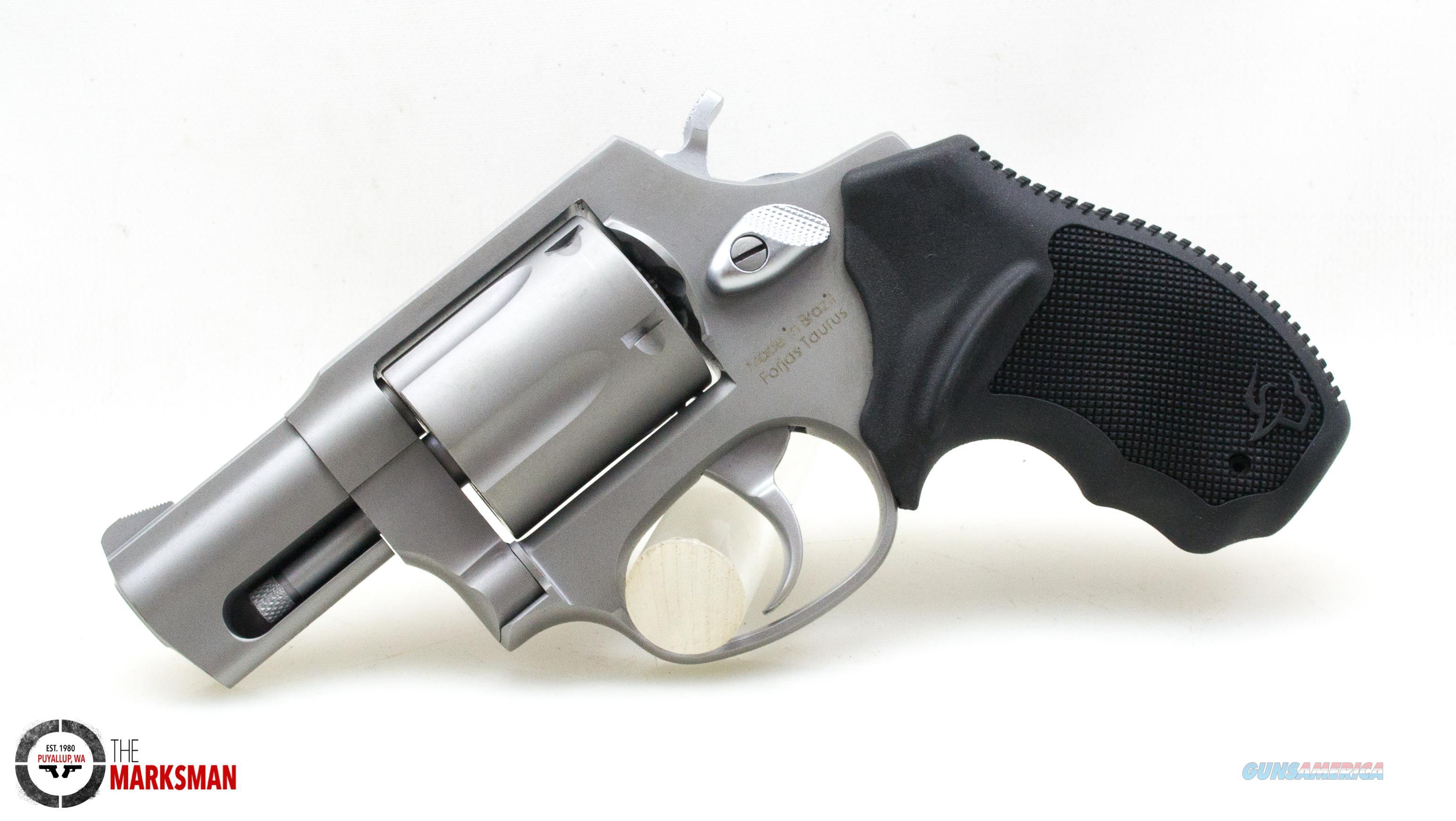 Taurus 605,  357 Magnum