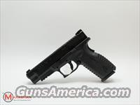 "Springfield XDM 9mm 4.5"" Barrel 9mm Black/Black NEW"