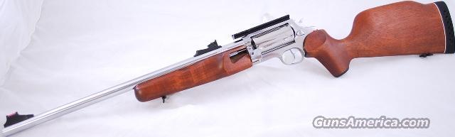 Rossi Stainless Circuit Judge 45 Colt/ 410 GA