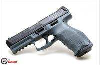 Heckler and Koch VP9 Grey, 9mm NEW 81000229