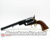 Cimarron 1851 Richards-Mason .38 Spl NEW 7.5in  CA925
