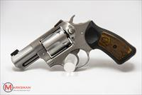 Ruger Wiley Clapp SP101 .357 Magnum NEW with Novak Sights