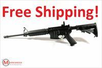 Ruger AR-556 5.56mm NATO NEW AR-15, Free Shipping