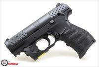 Walther CCP M2 with Viridian Laser, 9mm
