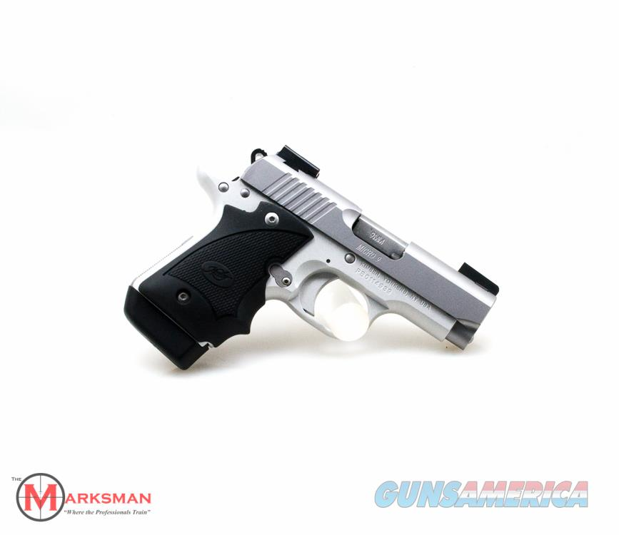 Kimber 3300193 Micro 9 Stainless Dn Pistol: Kimber Micro 9 Stainless (DN), 9mm NEW Free Shi... For Sale