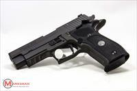 Sig Sauer P226 Legion 9mm, Single Action Only NEW Free Shipping