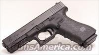 Glock 17 Generation 4 9mm