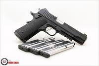 Sig Sauer 1911 TacOps 10mm NEW Four Magazines, Night Sights