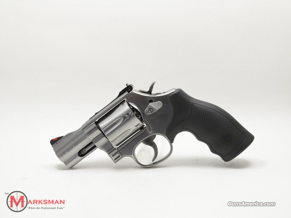Smith and Wesson 686, .357 magnum 2.5\