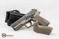 Sig Sauer SP2022 9mm NEW Two Tone, Flat Dark Earth