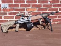 Springfield Armory M14/M1A  NFA Class III with upgrades