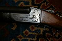 Ithaca 28 Gauge Engraved Double