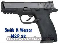 smith and wesson M&P22 Pistol