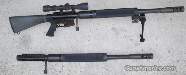 50 BMG Caliber Upper, DPMS AR-15 Lower AR15