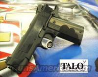 Colt Wiley Clapp Series 70 Government 45 ACP Blue TALO Exclusive