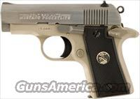 Colt Mustang Stainless Steel 380 ACP