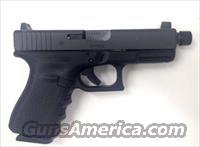 Glock G19  G3  9 MM  15+1  with 4 inch Threaded Barrel