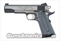 Colt Special Combat Government 45 ACP