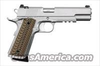 Dan Wesson (CZ-USA) Specialist Sainless Steel  45 ACP with Accessory Rail