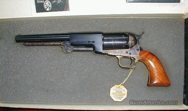 Colt Second Generation 1847 Walker- Original Blackpowder Series