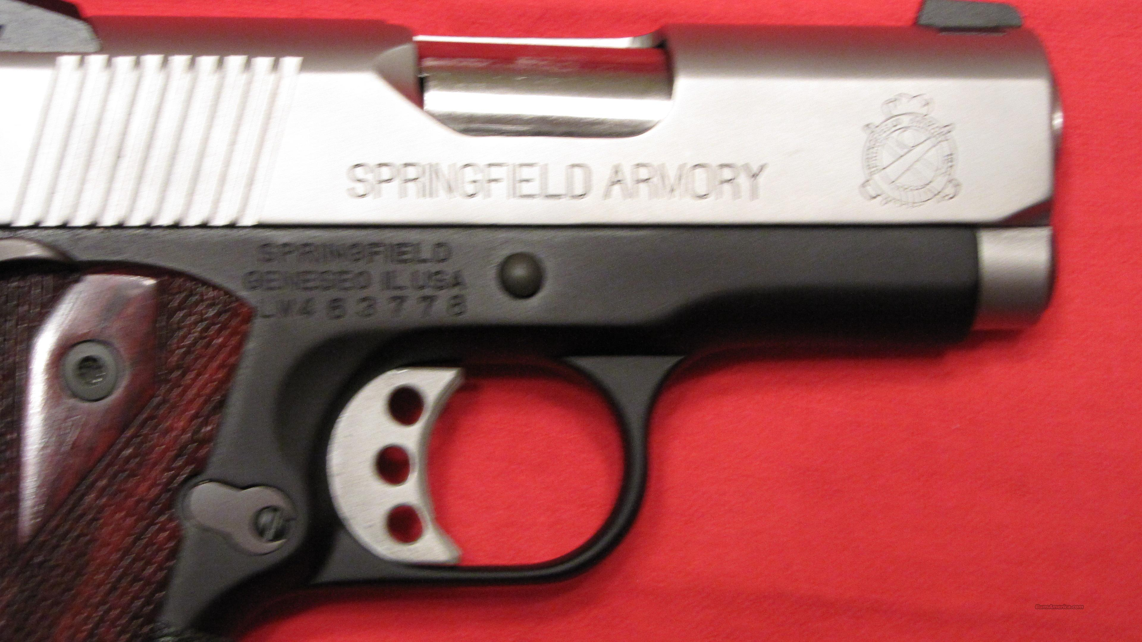 Night Sights For Springfield Armory Range Officer Armslist