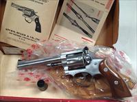 "Ruger SS Security Six 357Mag 6"" 200th Anniversary issue"