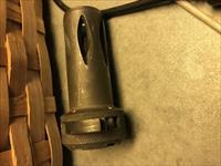 HK    MP5 3 lug Flash hider USED