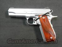 Ed Brown Exec Carry SS 45acp NS NIB!