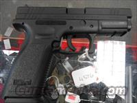 Springfield XD9 SUB comp PKG 9mm NO CC Fees